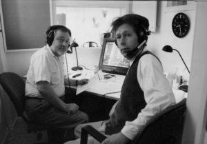 Leif Lindström och Jan Tromark 001