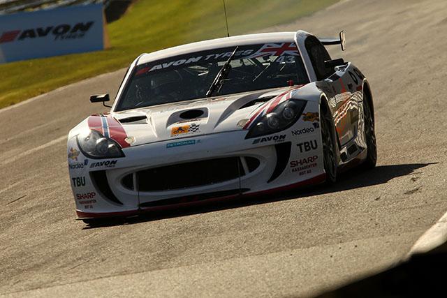 Aleksander Schjerpen / James Birch Century Motorsport G55 Ginetta GT4