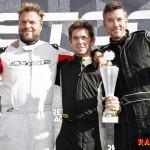 Pallen G20 R2. Fr v: Sebastian Arenram, Kalle Berggren & Daniel Axelsson.