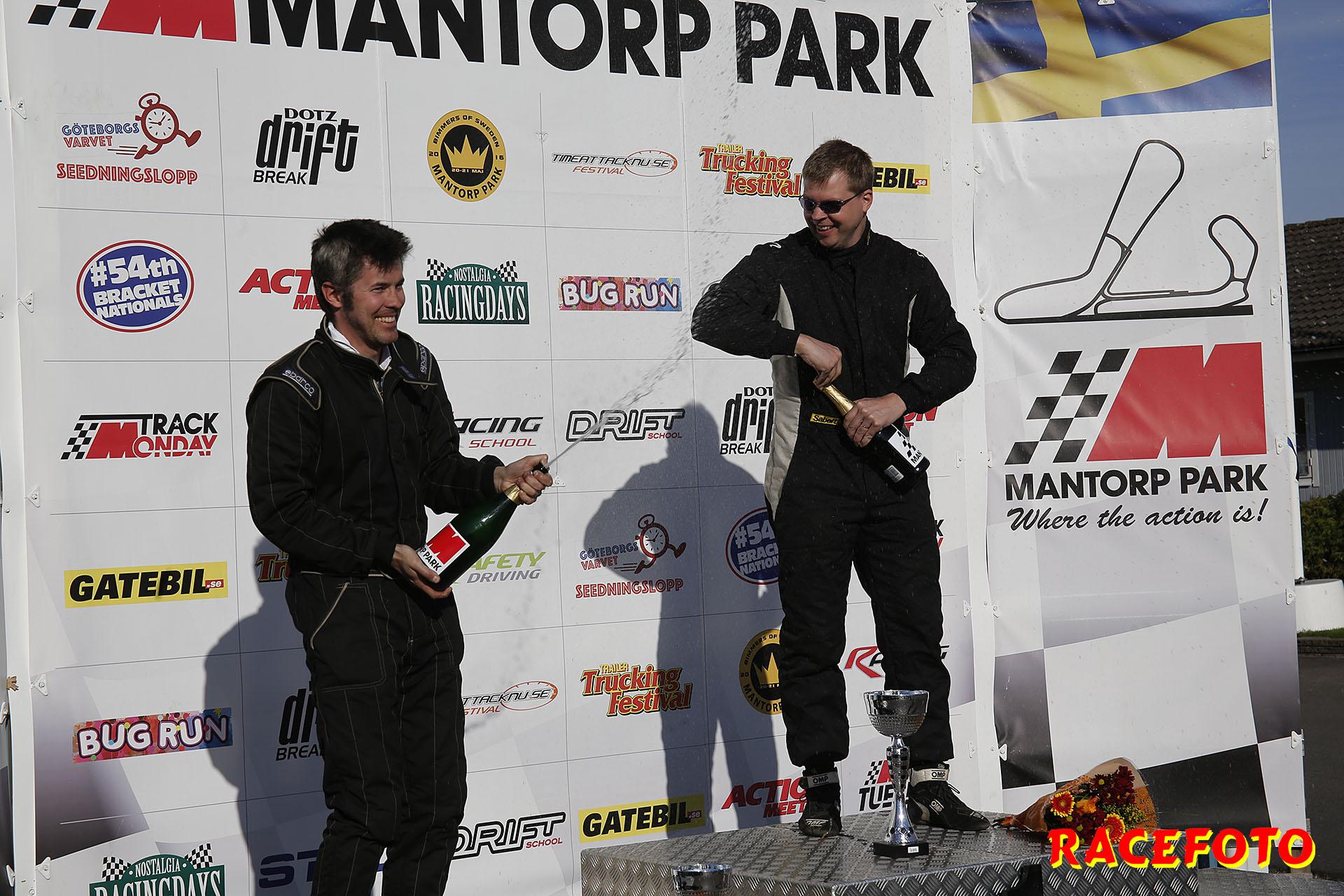 Vårracet på Mantorp Park med SSK & SPVM